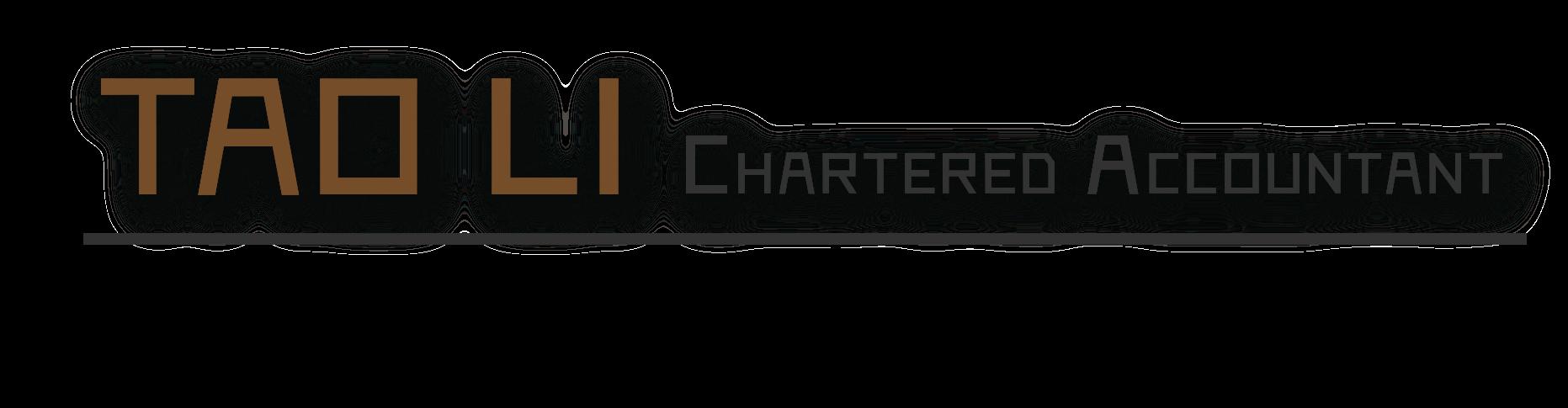 Tao Li Chartered Professional Accountant and Chartered Accountant